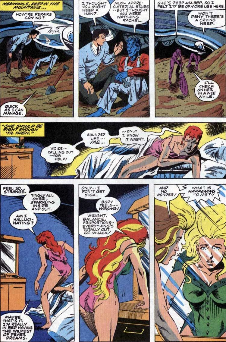 Excalibur (1988) issue 18 - Page 16