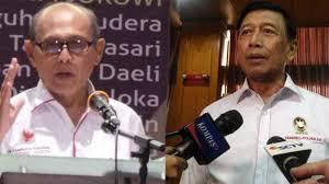 Ditantang Balik Kivlan Zen, Wiranto MENGKERUT: Sudah Cukup!
