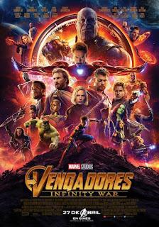 Los vengadores: Infinity wars I (2018)