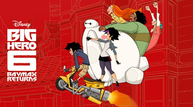 Big Hero 6 Temporada 1 [Cap.6/25][Descarga][Español]