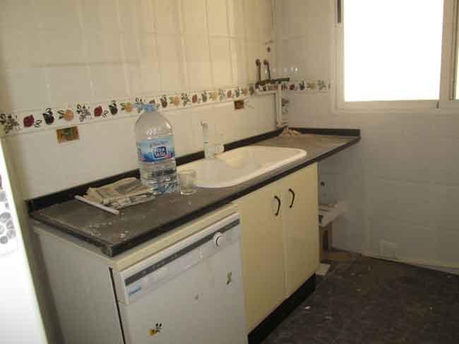 piso en venta san roque castellon cocina