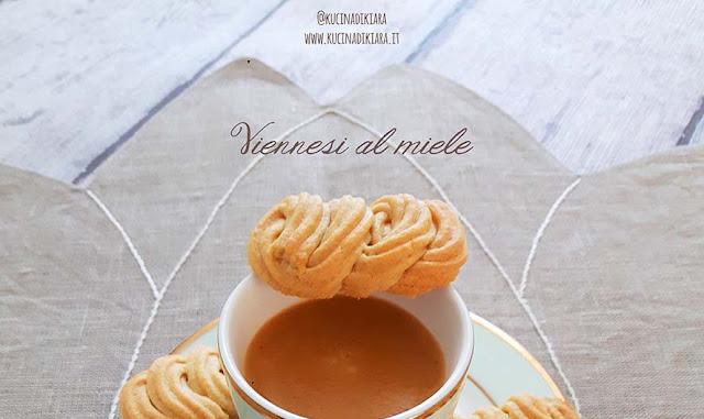 Viennesi al miele