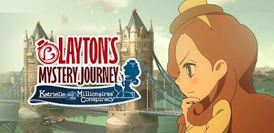 Layton's Mystery Journey (MOD,Full Unlock) APK + OBB Download