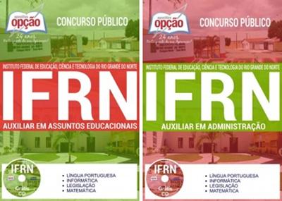 Apostila concurso IFRN 2017