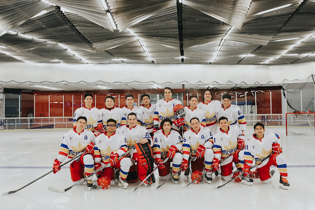 SM Skating MOA Hosts Ice Hockey Challenge Cup of Asia