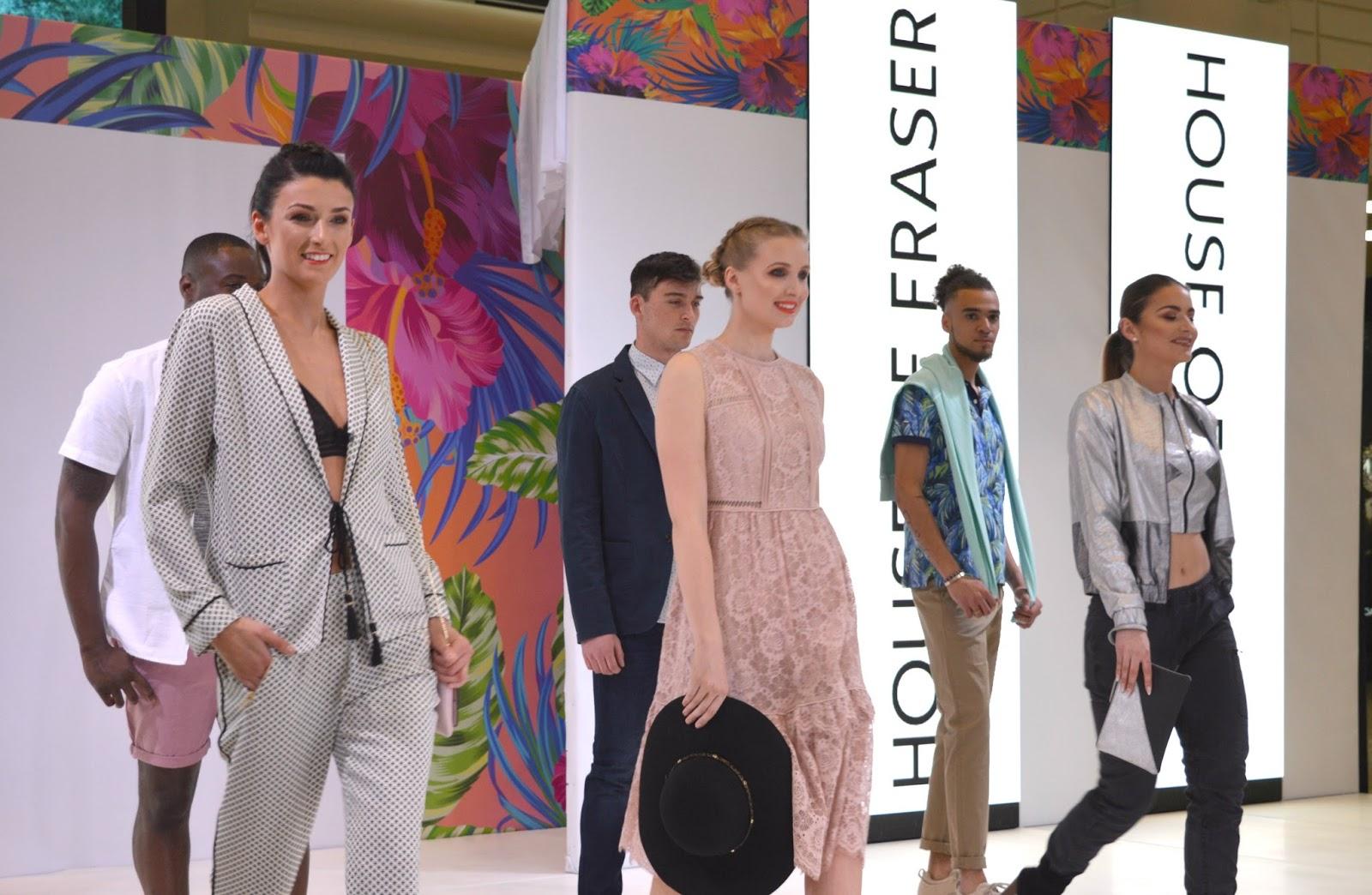 intu Metrocentre - Spring/Summer 2017 Fashion Live
