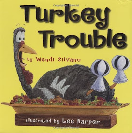 Turkey Trouble - Children's Picture Book