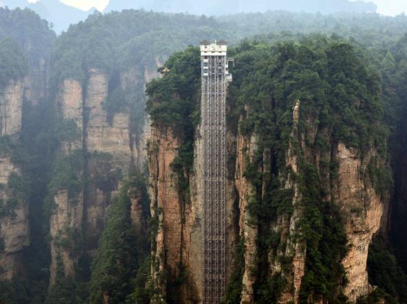 Ingin Naik Pegunungan Tapi Tidak Ingin Capek? Di Tempat Wisata ini Anda Cukup Naik Lift