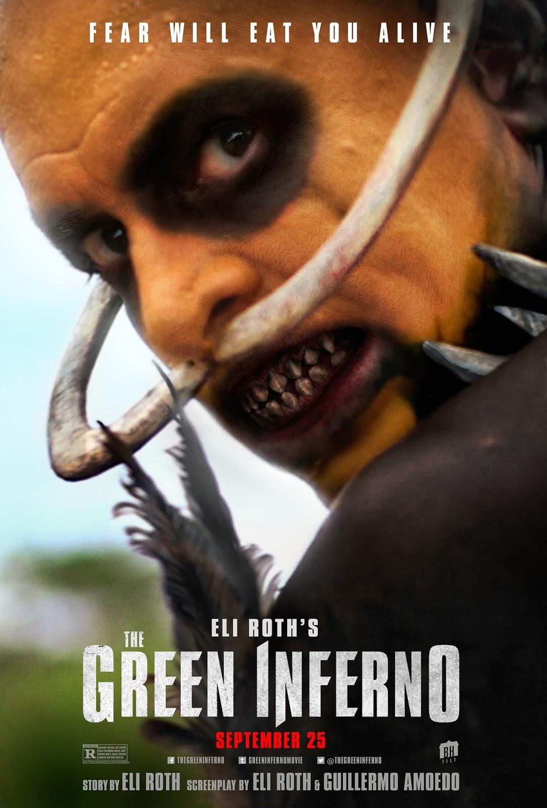 Canibais (The Green Inferno) - HD 720p - Legendado