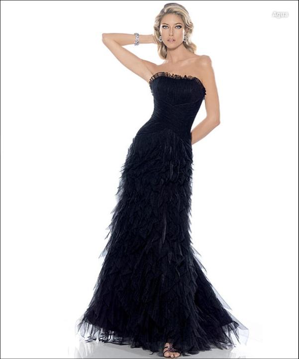 98b6319d0f Vestidos y Accesorios de Moda  Vestidos de Noche Color Negro