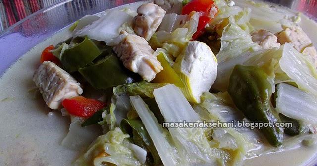Image Result For Resep Sayur Sawi Campur Telur