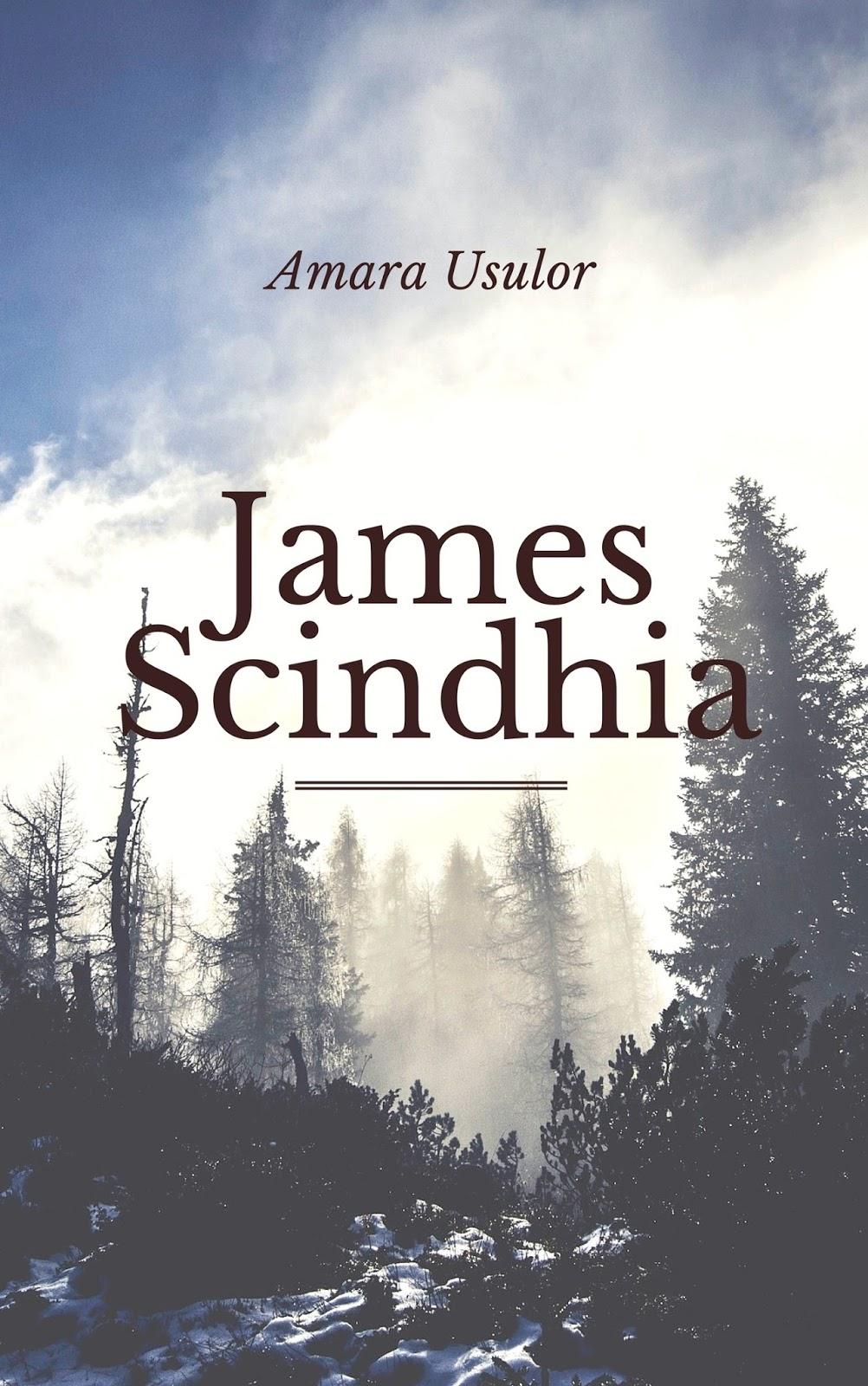 James Scindhia by Amara Usulor