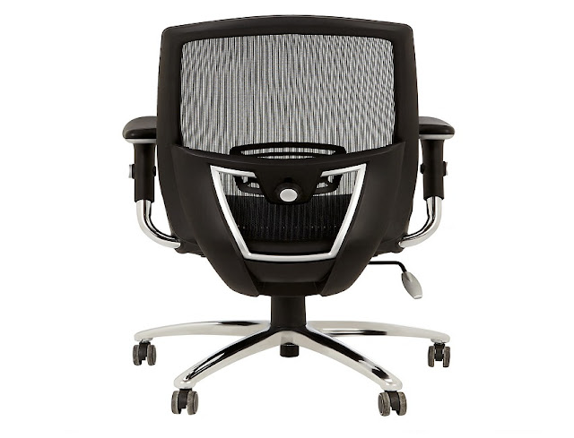best buy John Lewis Murray ergonomic office chair review black