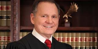 Roy Moore Wins Alabama's GOP Senate Primary