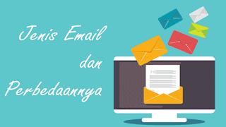 jenis-jenis-email