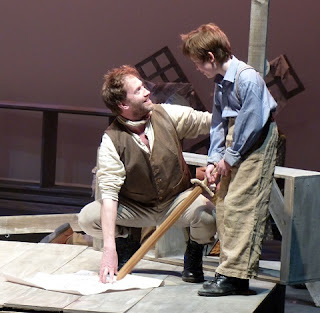 Robert Gildon, Alex Edwards - Delius: A Village Romeo and Juliet - New Sussex Opera (Photo David James)