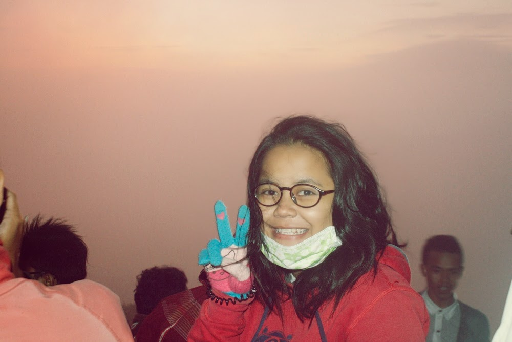 Golden Sunrise Sikunir, Dieng