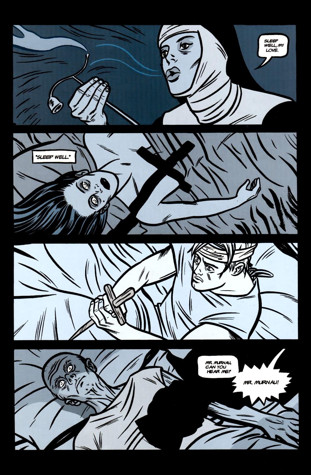 Read online Feeders comic -  Issue # Full - 16