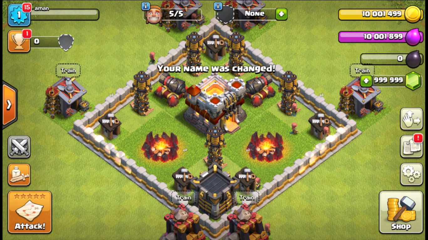 Clash of clans hack mod download 2018 | 😍 [Latest] Clash of