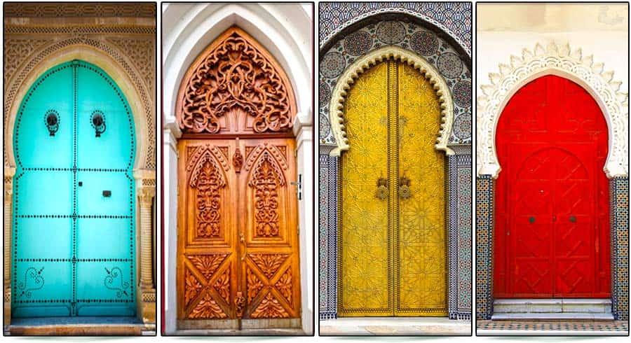 La  puerta que elijas atravesar dice mucho sobre tu personalidad