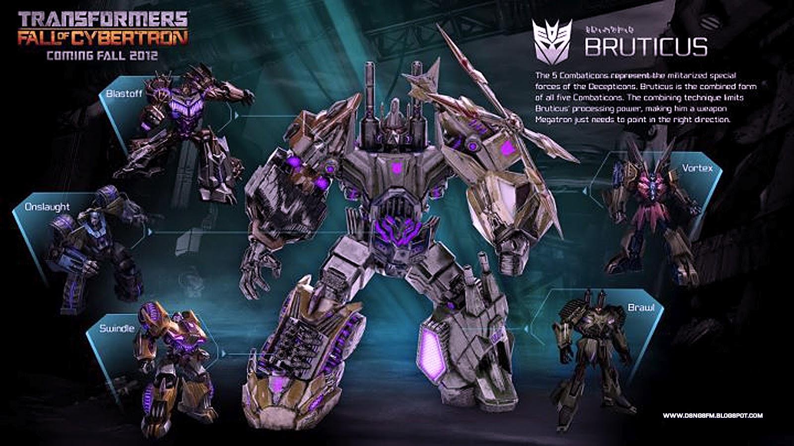 Transformers Fall Of Cybertron Wallpaper Dsng S Sci Fi Megaverse Transformers Fall Of Cybertron