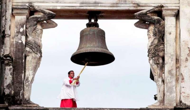 Suono Di Campane A Festa.Spigoblog Campane A Festa Nell Ombre Mattutine