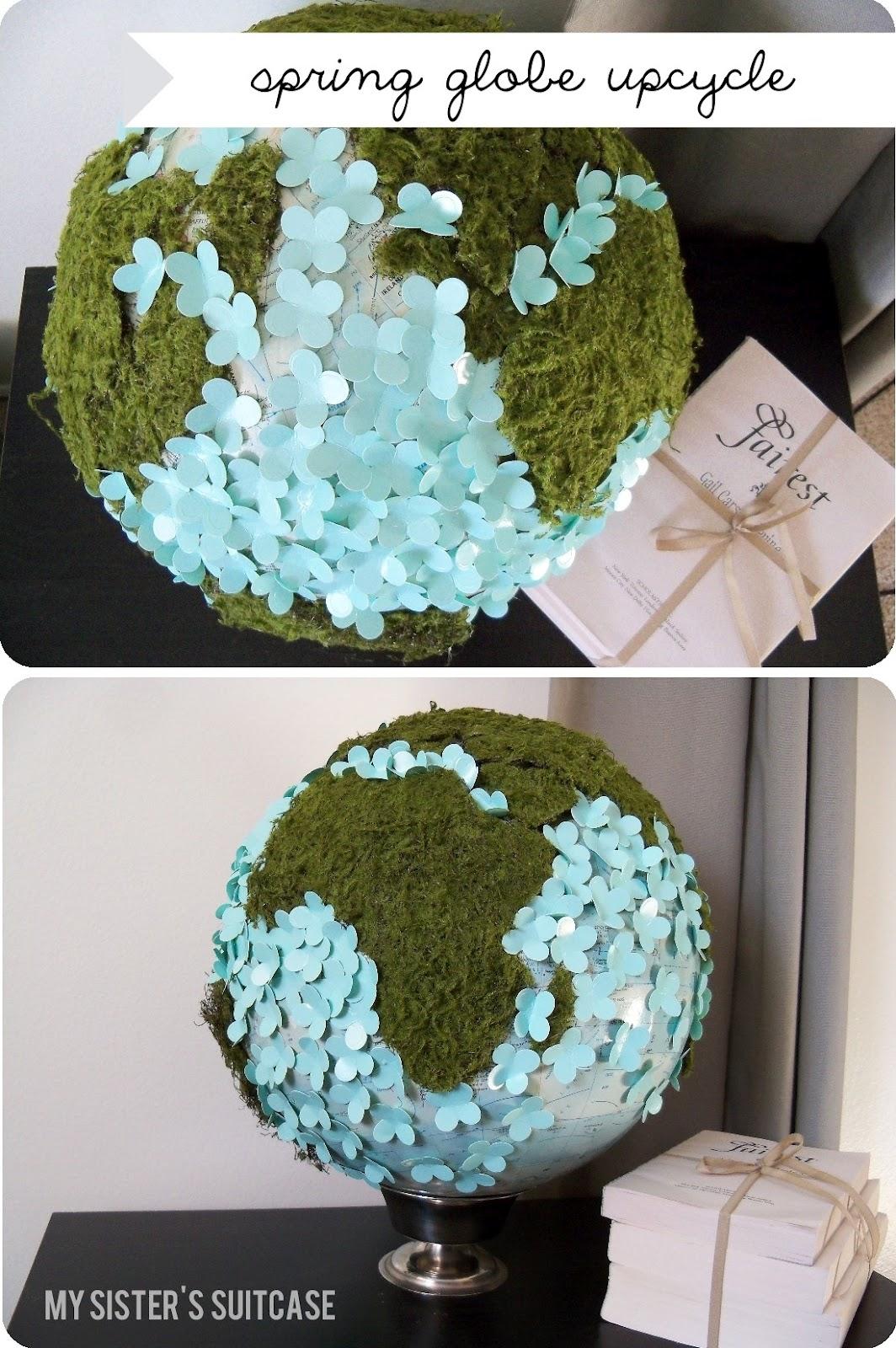 diy globe