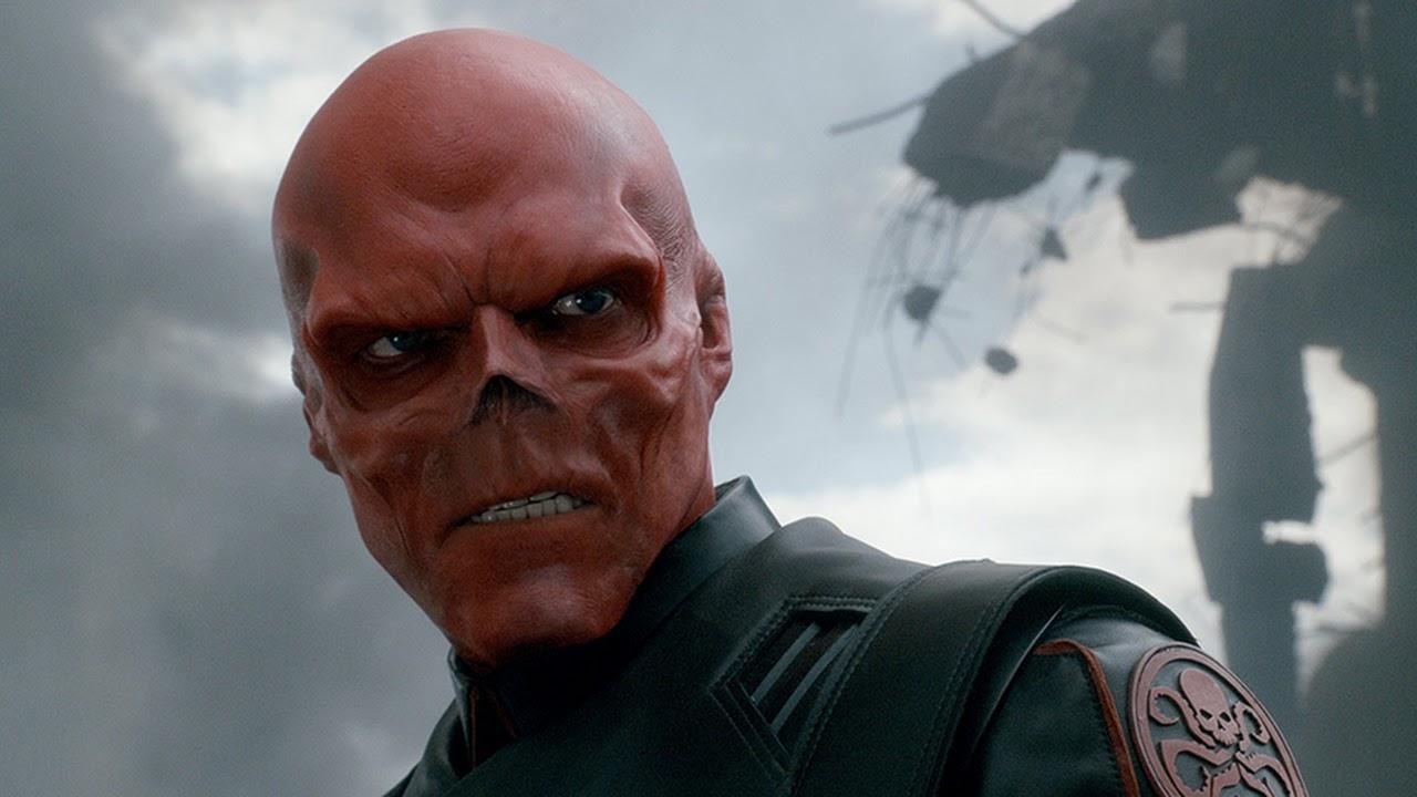 Caveira Vermelha quase teve uma aparência totalmente diferente em Vingadores