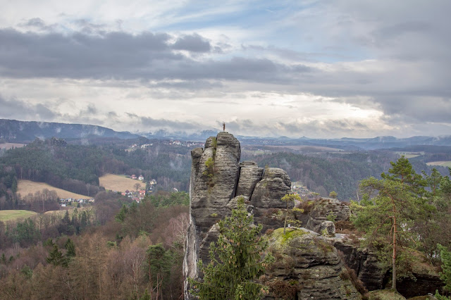 rundweg saechsische schweiz bastei basteibruecke elbsandsteingebirge 10