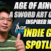 Age Of Aincrad - A Sword Art Online MMORPG - Indie Game Spotlight