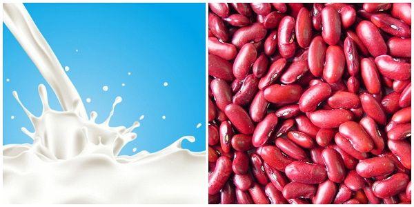 Công thức giúp trắng da thần kỳ trong mùa hè từ bột đậu đỏ