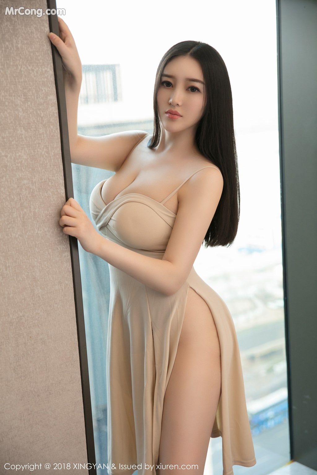 Image XingYan-Vol.031-En-Yi-MrCong.com-008 in post XingYan Vol.031: Người mẫu En Yi (恩一) (43 ảnh)