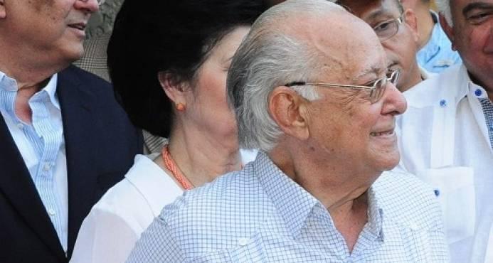 Presidente Medina declara duelo oficial por fallecimiento de Arístides Taveras Guzmán