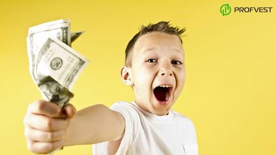 Конкурс: Мои первые заработанные деньги! Призовой фонд: 320$