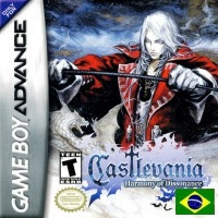 Castlevania - Harmony of Dissonance - ptbr