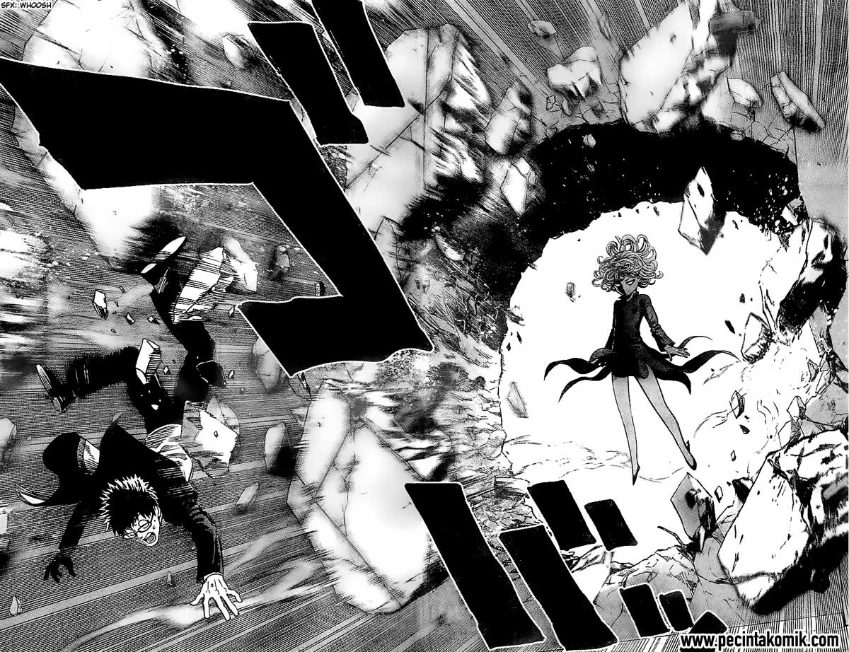 Baca Komik One Punch Man Chapter 50 Extra Part 2 Bahasa Indonesia