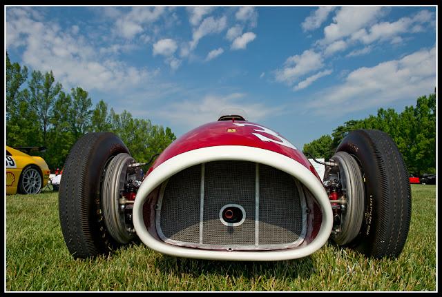 Vintage Cars; Antique Cars; Automobiles; Ault Park; Concours d'Elegance; Ferrari