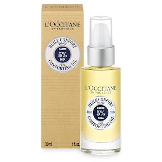 L'Occitane en Provence's Shea Face Comforting Oil.jpeg