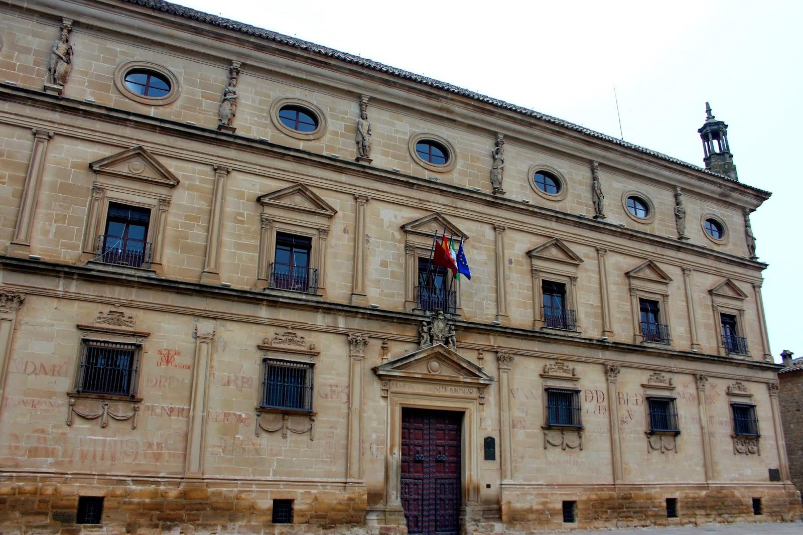 Palacio de las Cadenas en Úbeda