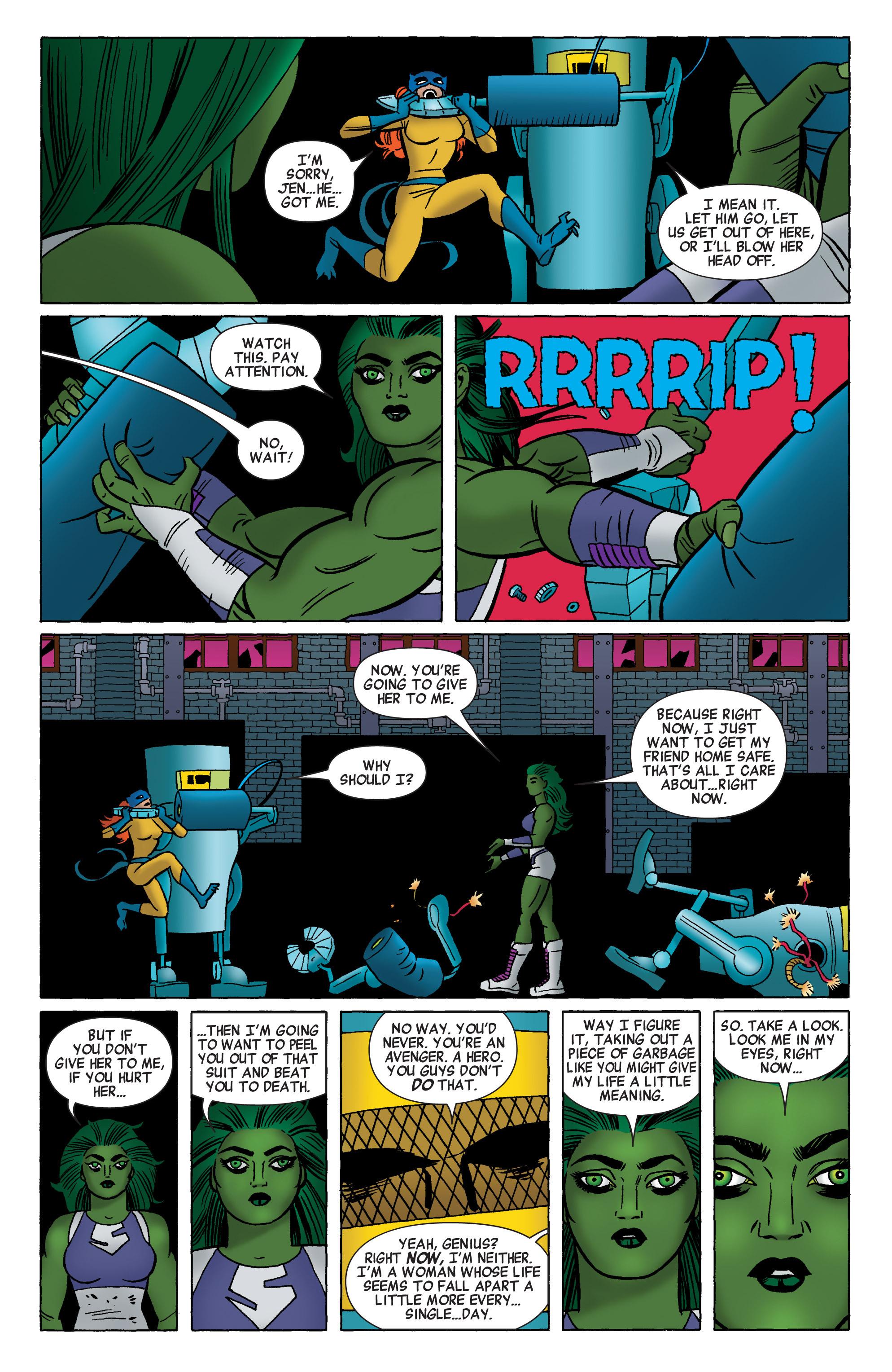Read online She-Hulk (2014) comic -  Issue #2 - 15