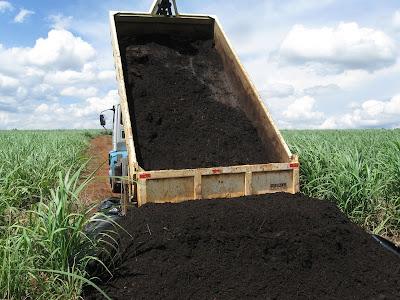 residuos de esgoto utilizados como adubo na agricultura