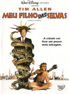 Meu Filho das Selvas - DVDRip Dublado