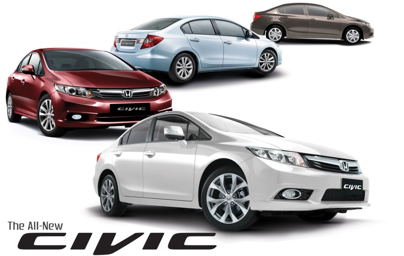 Honda Cars Philippines Launches Civic Variants Philippine Car News