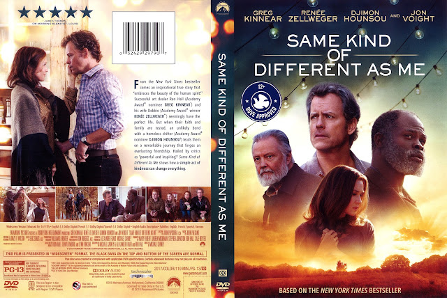 Same Kind of Different as Me DVD Cover