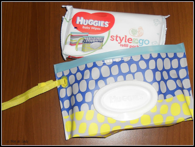 HUGGIES STYLE ON THE GO