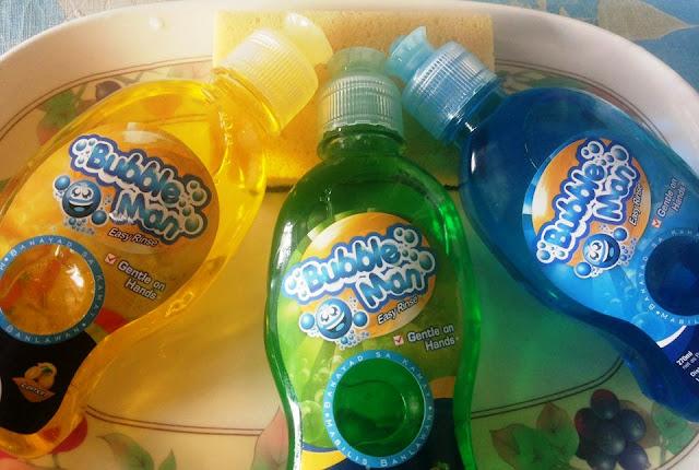 MABILIS BANLAWAN, BANAYAD SA KAMAY - my BubbleMan Dishwashing Liquid Experience