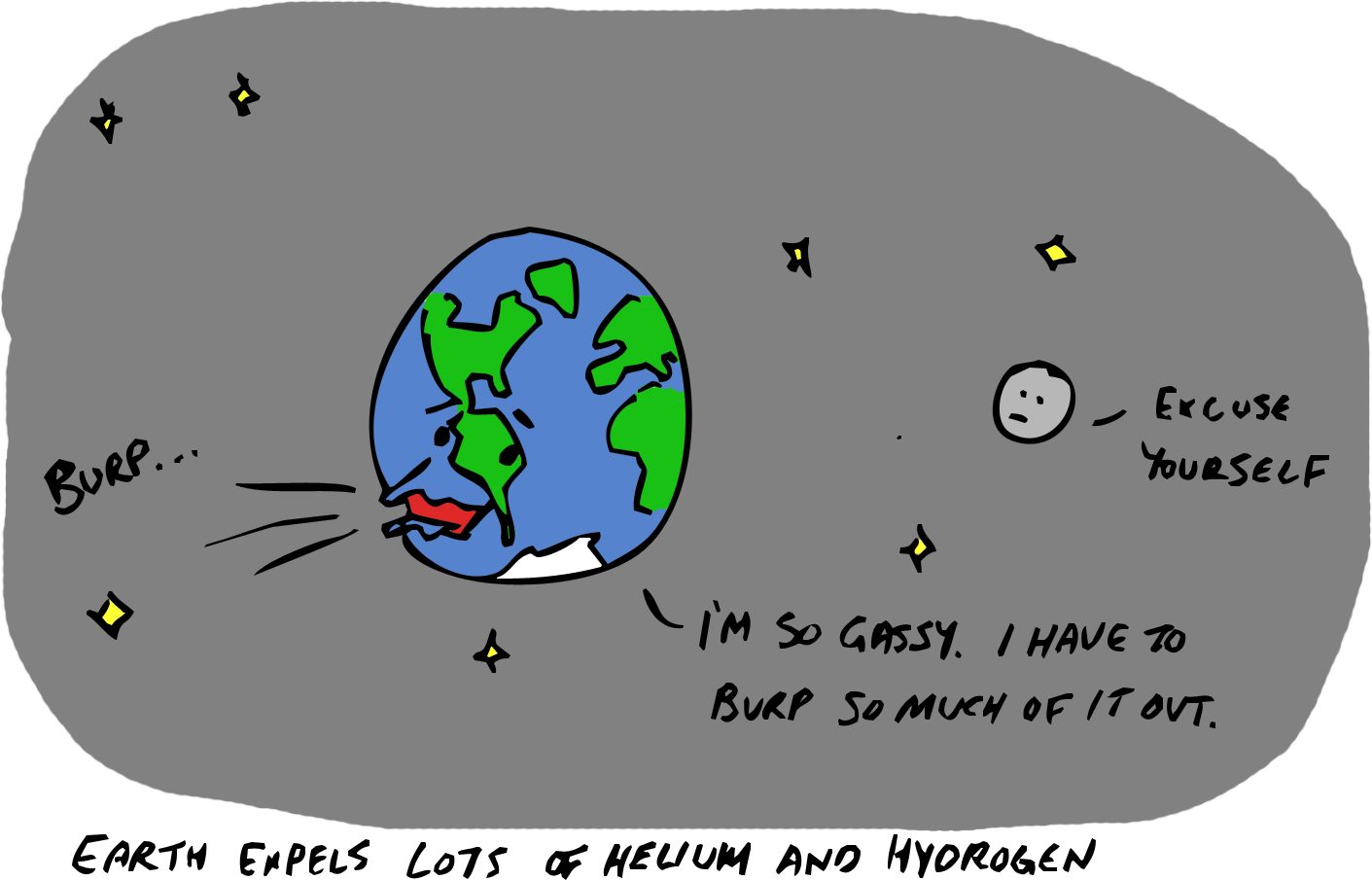 Sketchy Science: Sketchy Fact #111: Planetary Diet Plan