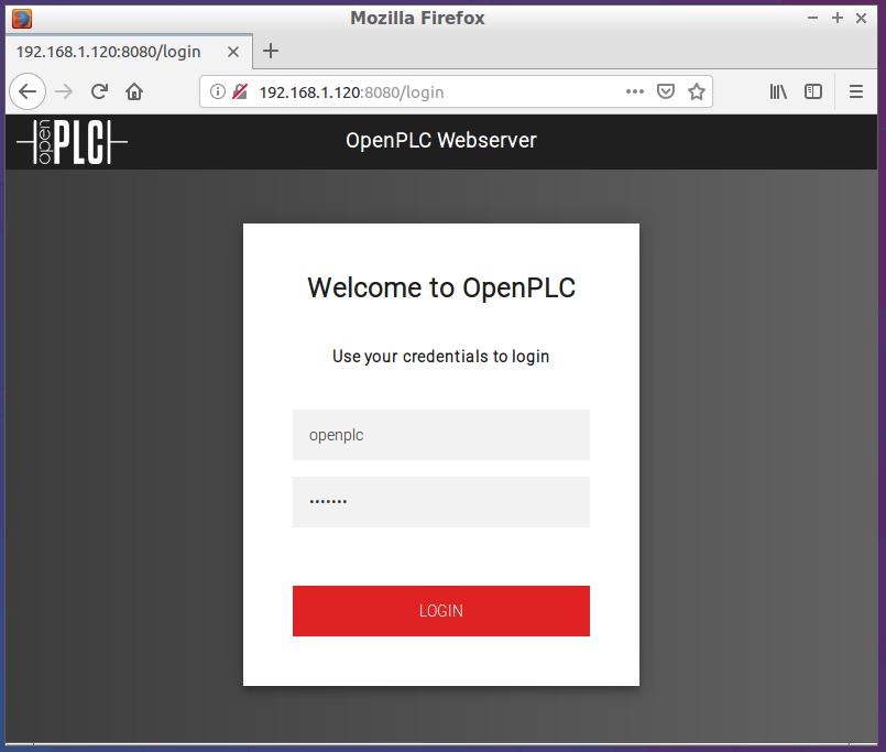 Jamie Buening: Simple ICS Lab - Part 4 - OpenPLC