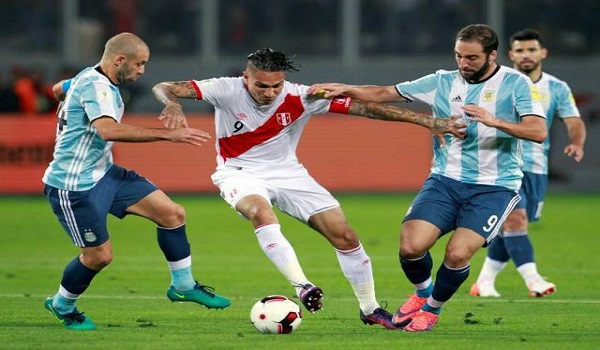 Prediksi Argentina vs Peru Kualifikasi PD 2018