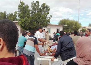 χθεσινή επίθεση σε τέμενος στο Σινά